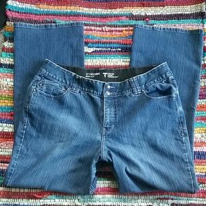 Lantern Bryant Boot Cut Jeans Sz 18 Tighter Tummy